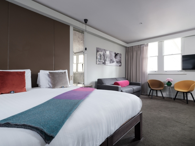 Arbor Hyde Park Hotel - Executive Double